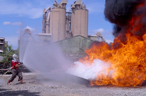 Simulasi Hydrant Spray2