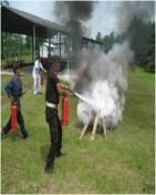 Pemadaman Api dgn APAR