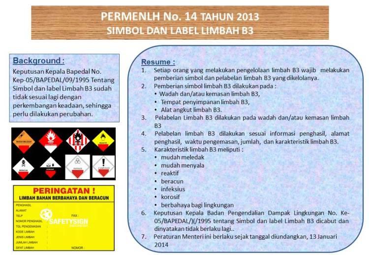 PerMenLH-No-14-tahun-2013-a